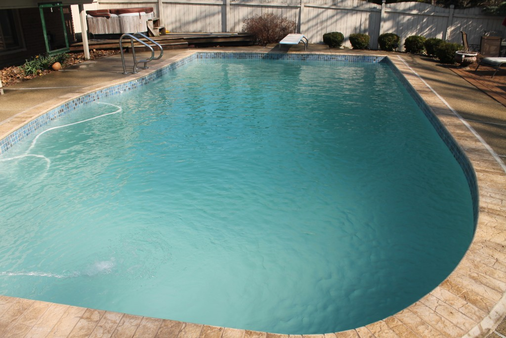 Yes, it's the same pool--a Clearwater pool opening makes the difference.