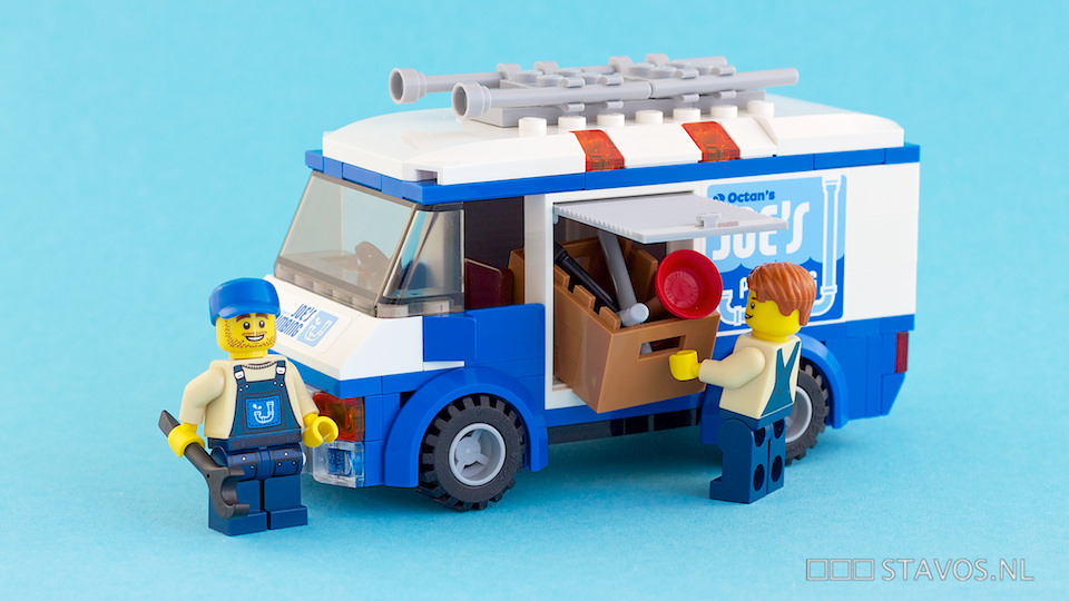 Everything is awesome with these plumbers! (Photo courtesy Stavos Creative Commons)